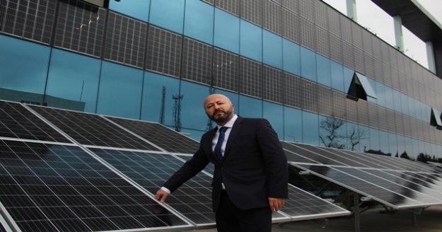 Cam panellerle elektrik üreten akıllı binalarla tasarruf dönemi