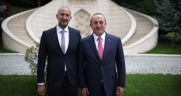 'Çavuşoğlu 2020'de destan yazdı'