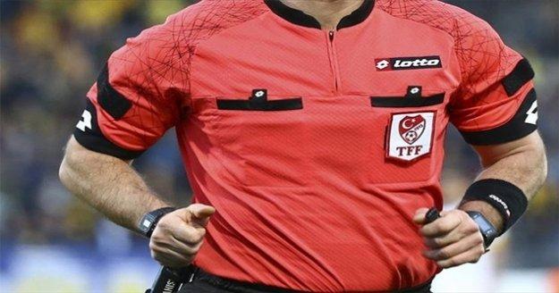 Fenerbahçe Alanyaspor maçının hakemi belli oldu