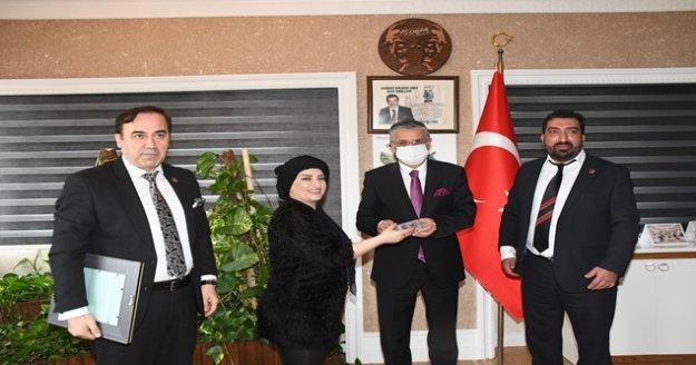 Kemer'de İran - Türkiye Turizm İşbirliği forumu çalışmaları