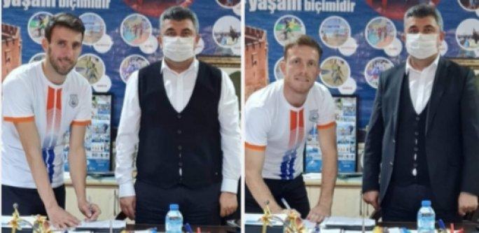 Kestelspor'da 2 ayrılık, 2 yeni transfer