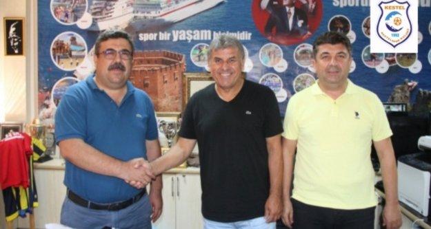 Kestelspor'da yeniden hoca değişikliği