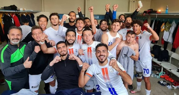 Kestelspor, Muğla'dan 3 puanla dönüyor