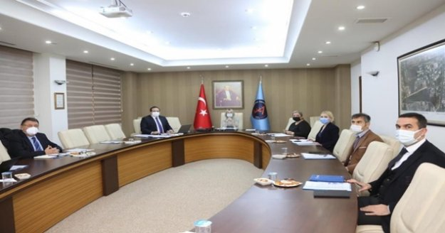 Rektör Özkan : ' Teknokent Batı Akdeniz Bölgesi'nin teknoloji ve bilişim üssü '