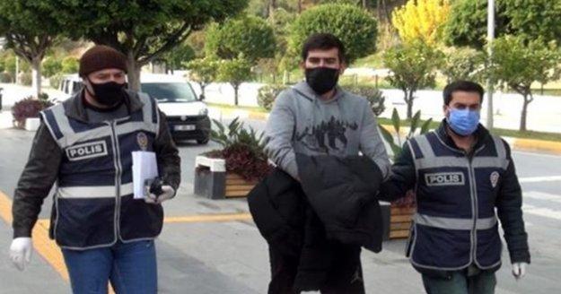 Tüp çaldığı için yakalanan hırsızın sözleri pes dedirtti: Bu görüntüler internette yayınlanmaz değil mi?