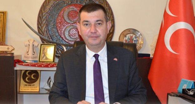Türkdoğan'dan büyükşehire eleştiri