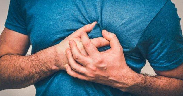 3-4 dakika süren göğüs ağrıları kalp hastalıklarının habercisi