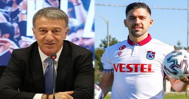 Ağaoğlu, Bakasetas transferinin perde arkasını anlattı
