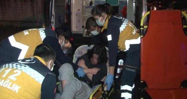 Ailesinin ulaşamadığı genç kız evde yüzü kanlar içinde bulundu