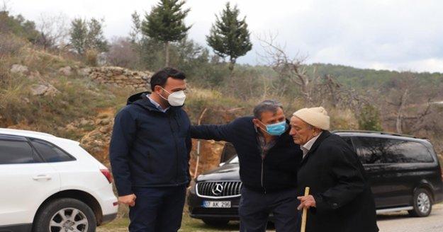AK Parti Alanya  mahalle ziyaretleri tüm hızıyla  devam ediyor