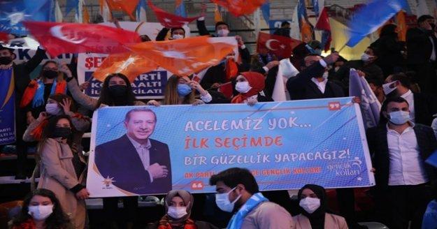 AK Parti İl Başkanı Taş: 'Kongrelerimizde kavga ve liste savaşları olmadı'