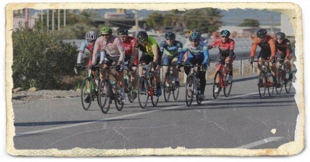 Alanya'da 2021 uluslararası yol bisiklet yarışları başlıyor