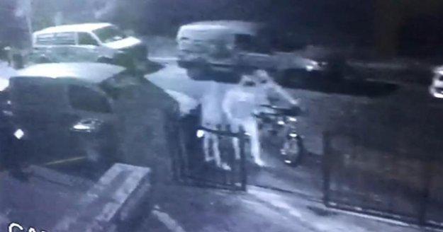 Alanya'da çaldıkları otomobil bozulunca 4 ayrı yerden motosiklet çaldılar