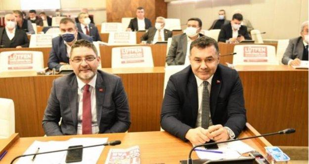 Alanya'da kontrollü yapılaşma için meclisten flaş karar