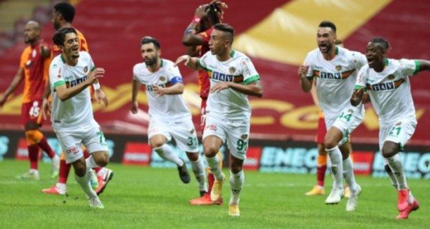 Alanyaspor'un konuğu Galatasaray