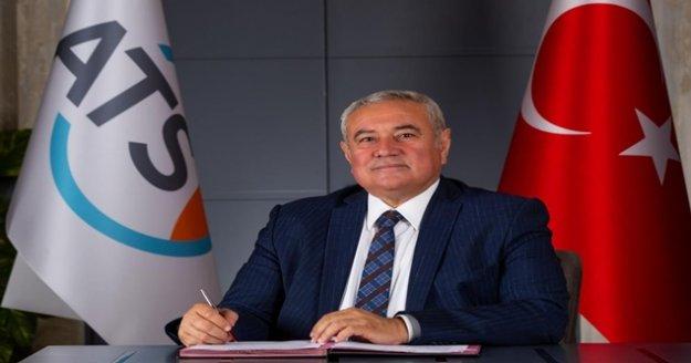 ATSO Başkanı Çetin: 'Antalya sağlık turizmi pastasından daha fazla pay almalı'