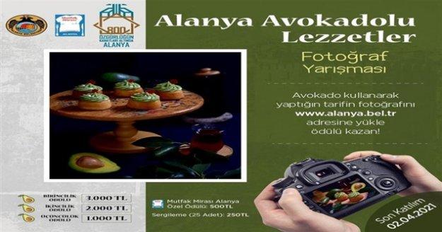 Avakadolu lezzetler fotoğraf yarışması başlıyor!