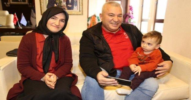 Başkan Şahin'den SMA hastası Ahmet için destek çağrısı