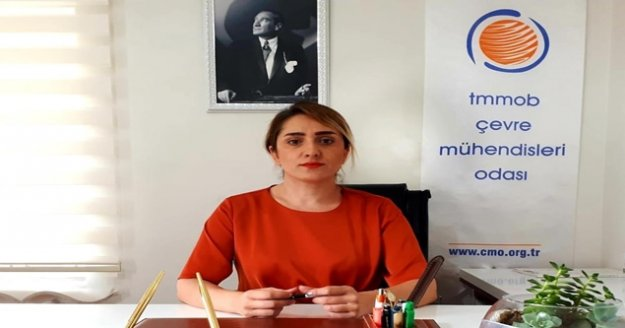"""CMO Antalya Şube Başkanı Derya Ünver : 'Sulak alanlarımız can çekişiyor"""""""