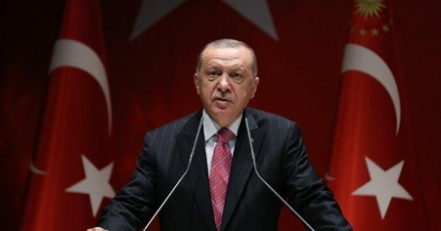 Cumhurbaşkanı Erdoğan: 'CHP yönetimi ayağına taş değse AK Parti'yi suçluyor'