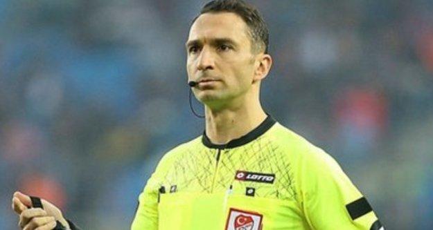 Galatasaray, Alanyaspor maçının hakemi belli oldu