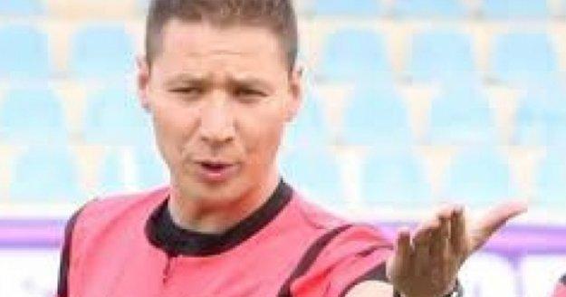 Hatayspor - Alanyaspor maçının  hakemi Turgut Doman