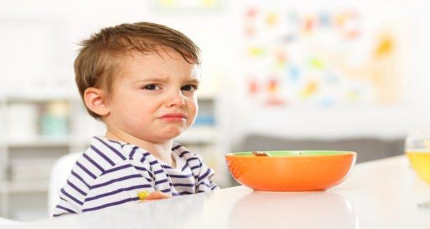 İştahsız çocuklara yemeği sevdirecek 7 öneri