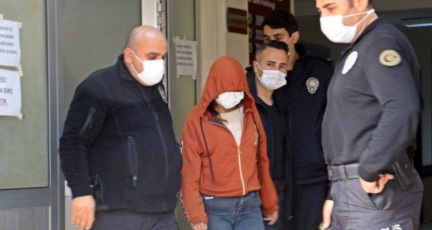 'Krize girdim' deyip sürücülerin kabusu olan sevgililer tutuklandı