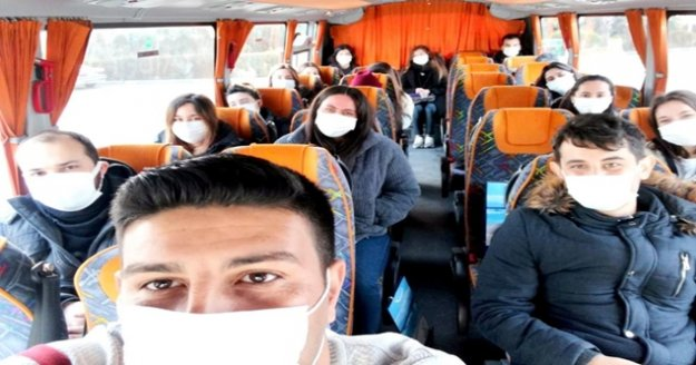 Manavgat Belediyesinden ulaşım desteği