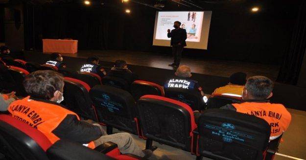 Parkomat görevlilerine eğitim semineri