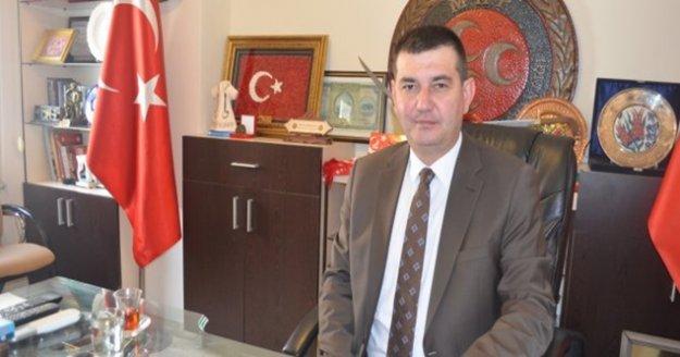Türkdoğan Atatürk'ün Alanya gelişini kutladı