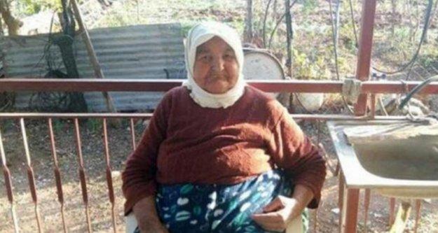 Yaşlı kadın çıkan yangında hayatını kaybetti