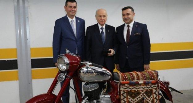 Yücel ve Türkdoğan Ankara yolcusu
