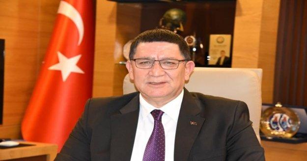 """AESOB Başkanı Dere: ' Her türlü çabayı birlik ve beraberlik içerisinde göstermeliyiz"""""""