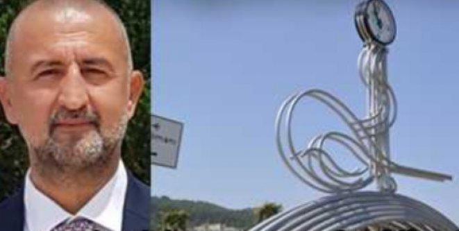 Ak Partili Kiriş'ten CHP'li başkana Tuğra tepkisi