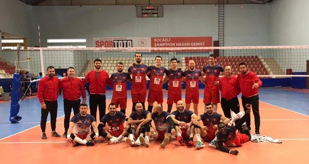 Alanya Belediyespor 3-1 galip