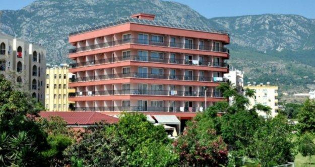 Alanya'da 34 yıllık otel satılıyor