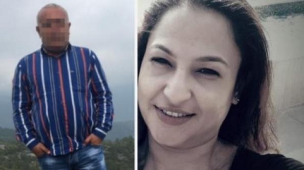 Alanya'da cezaevinden izinli çıkan koca karısını öldürdü