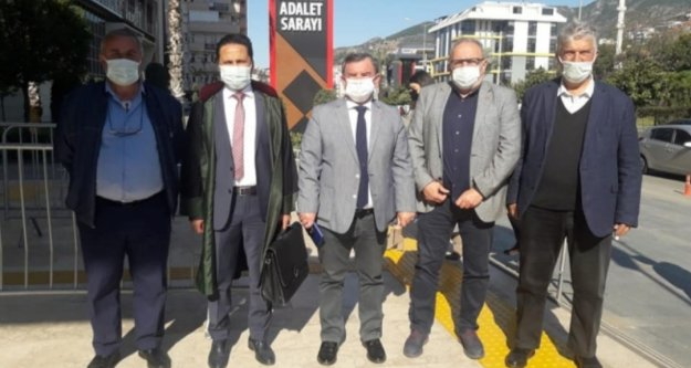 Alanya'da CHP'ye hakaret eden kişiye 6 ay hapis cezası