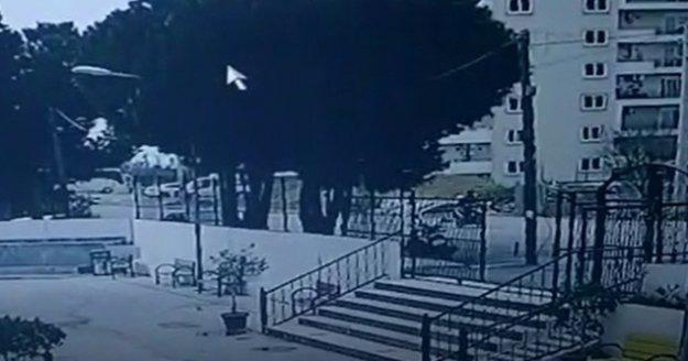 Alanya'da dört motosiklet çaldı, yaya olarak yakalandı