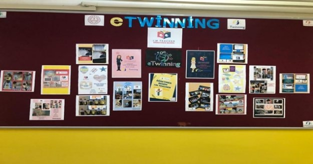 Alanya'da eTwinning projesi Türk, Azeri ve Rumen öğrencileri bir araya getirdi
