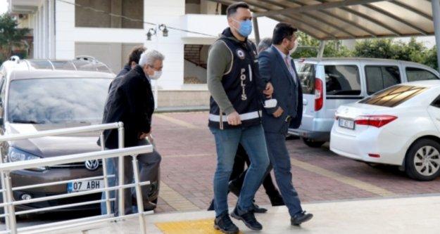 Alanya'da tapu dolandırıcılığında 2 tutuklama