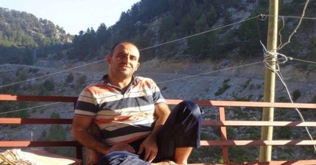 Alanya Sanayi esnaflarını üzen ölüm