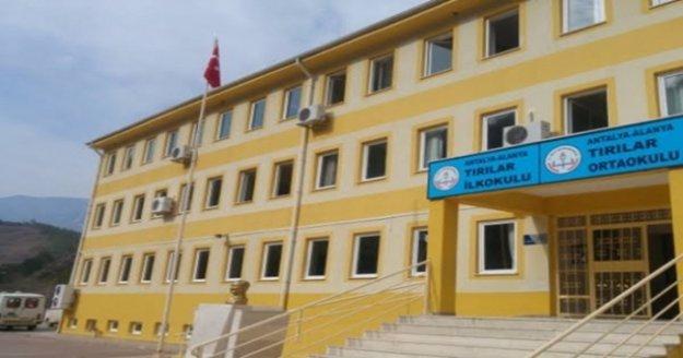 Alanya'da bir okul daha kapatıldı