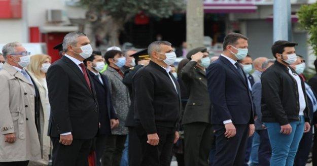 Alanya'da Çanakkale Zaferi coşkusu
