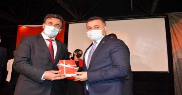 Alanya'da İstiklal Marşı coşkusu