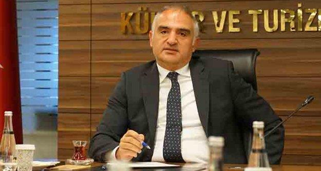 Antalyalı turizmcilerin Bakan Ersoy'a ilettiği 3 talep