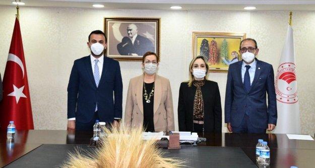 Başkan Toklu Alanya'nın taleplerini iletti