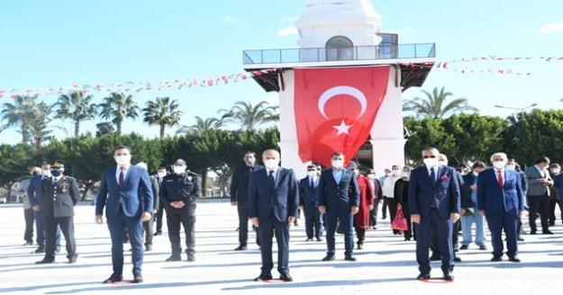 """Başkan Topaloğlu: """" Türk ordusu 7 düvele meydan okudu"""""""