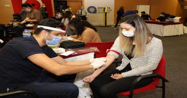 Büyükşehir 6 bin 350 personelini sağlık taramasından geçirdi